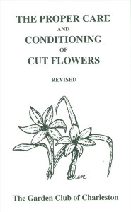 Care and Conditioning of cut flowers